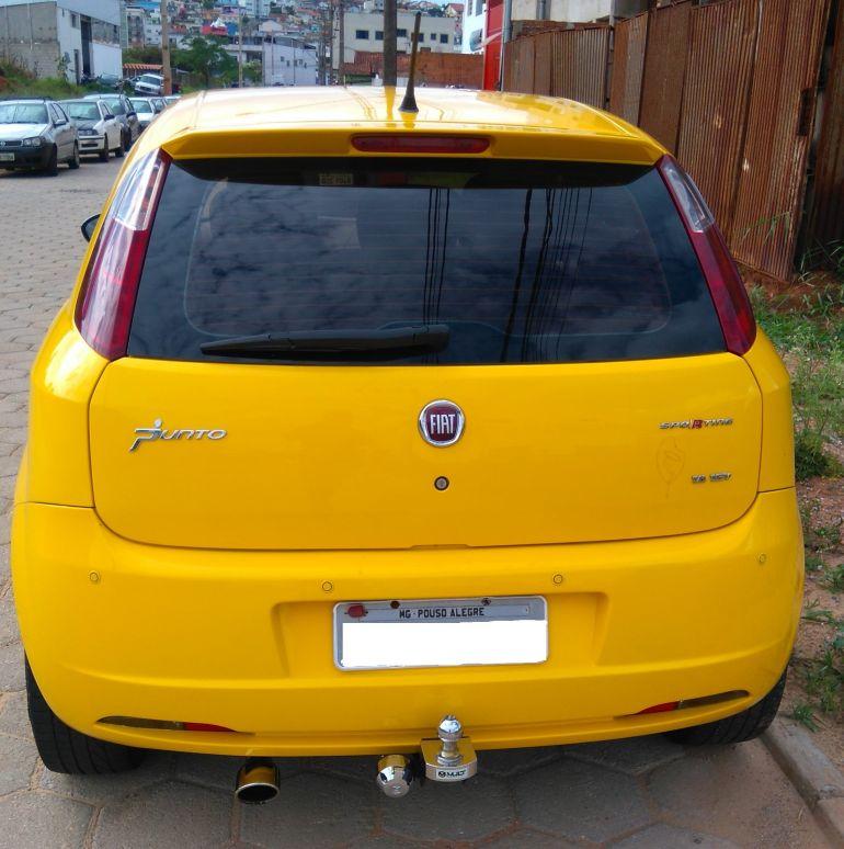 Fiat Punto Sporting 1.8 16V (Flex) - Foto #8