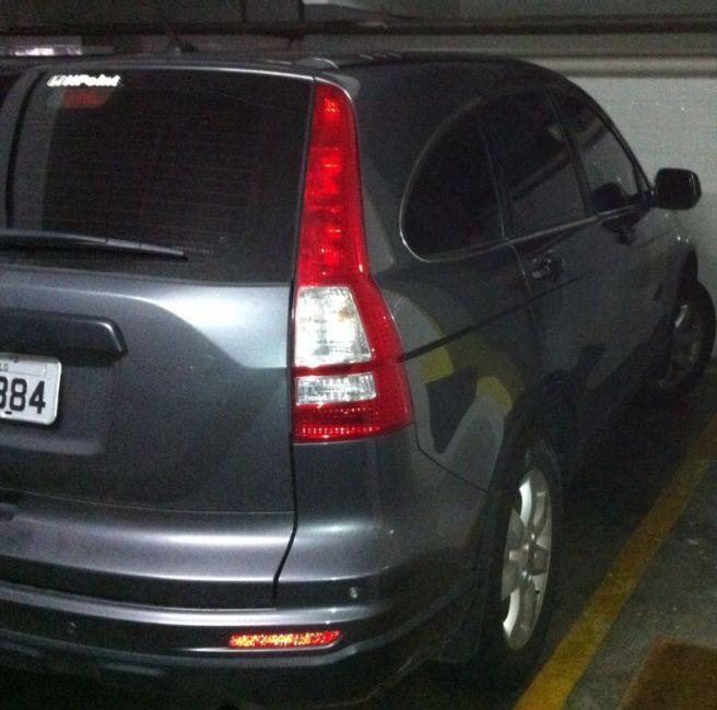 Honda CR-V 2.0 16V 4X2 LX (aut) - Foto #2