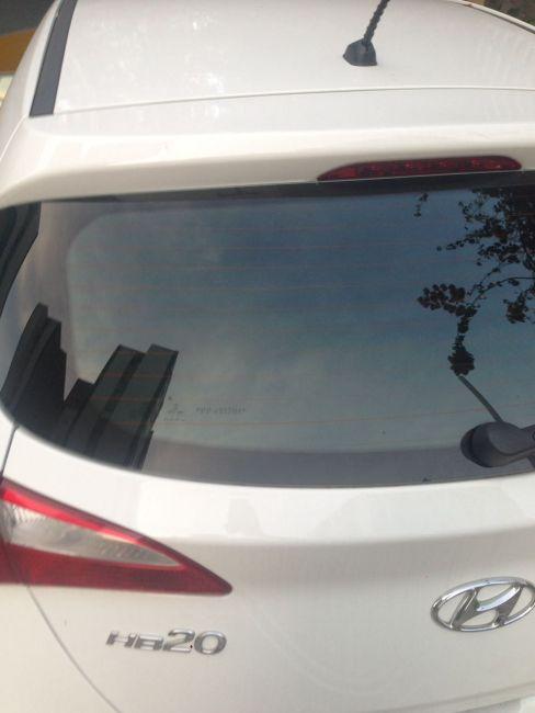 Hyundai HB20 1.6 Comfort Plus (Aut) - Foto #5