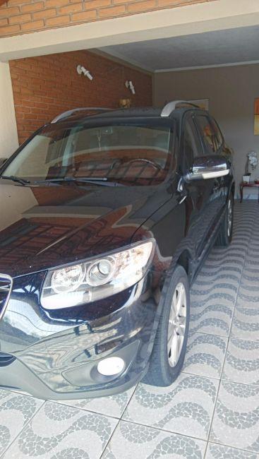 Hyundai Santa Fe GLS 3.5 V6 4x4 - Foto #2