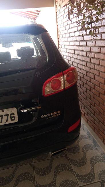 Hyundai Santa Fe GLS 3.5 V6 4x4 - Foto #3