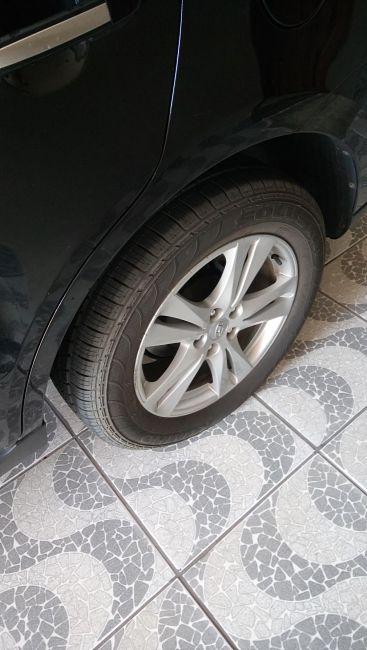 Hyundai Santa Fe GLS 3.5 V6 4x4 - Foto #5