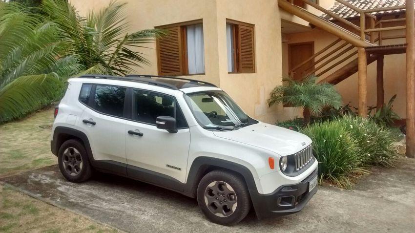 Jeep Renegade 1.8 (Flex) (Aut) - Foto #1