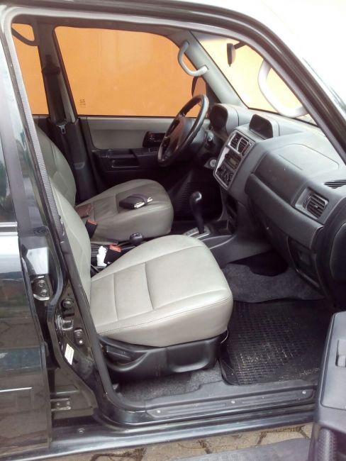 Mitsubishi Pajero TR4 GLS 2.0 16V (flex) - Foto #2