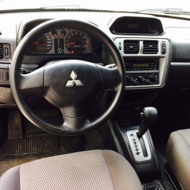 Mitsubishi Pajero TR4 2.0 16V 4X4 (flex) (aut) - Foto #2