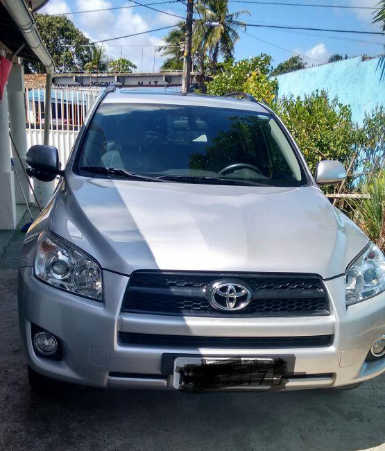 Toyota RAV4 4x4 2.4 16V (aut) - Foto #1
