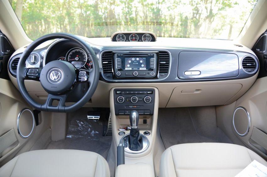 Volkswagen Fusca 2.0 TSi Sport DSG (Aut) - Foto #4