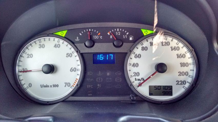 Volkswagen Gol Power 1.6 MI - Foto #8