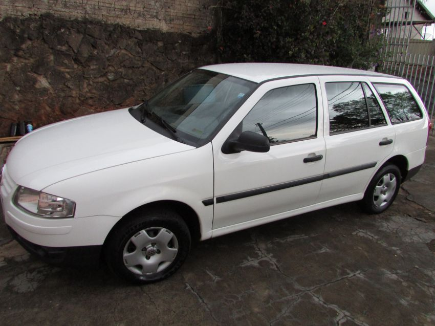 Volkswagen Parati Plus 1.8 G4 (Flex) - Foto #2