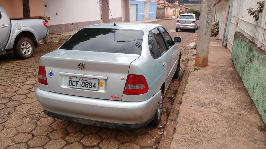 Volkswagen Polo Classic 1.8 MI Special - Foto #3