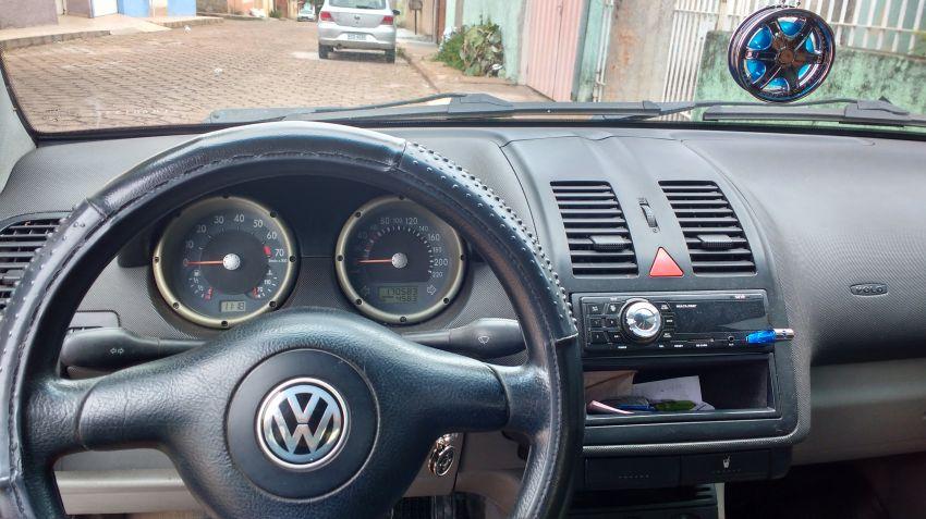 Volkswagen Polo Classic 1.8 MI Special - Foto #5