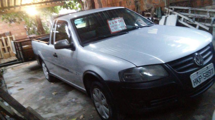 Volkswagen Saveiro Titan 1.6 G4 (Flex) - Foto #1