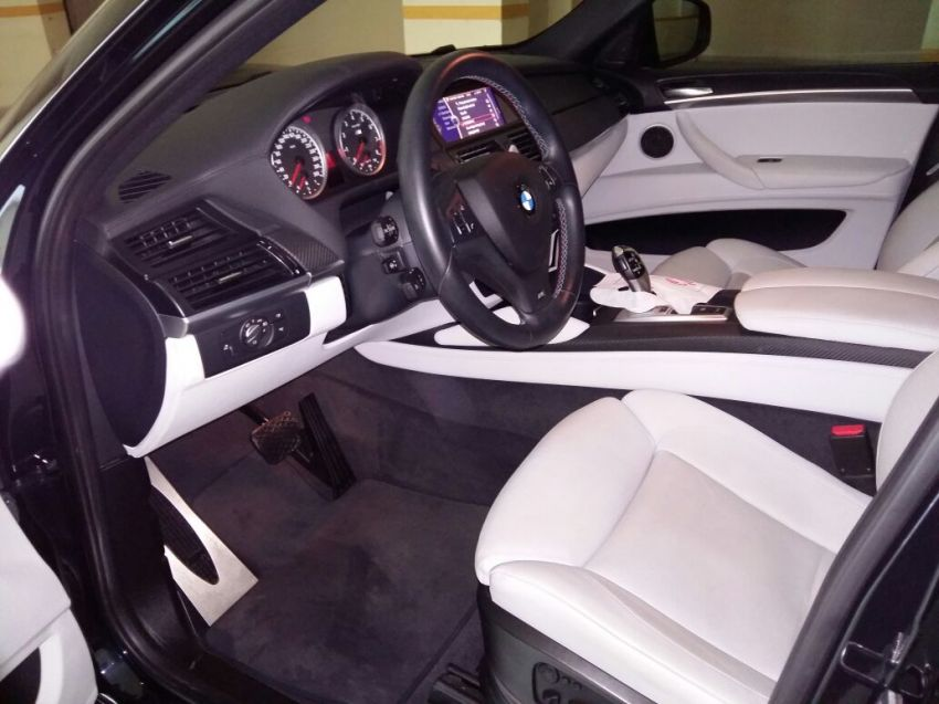 BMW X6 4.4 Auto 4WD xDrive M - Foto #3