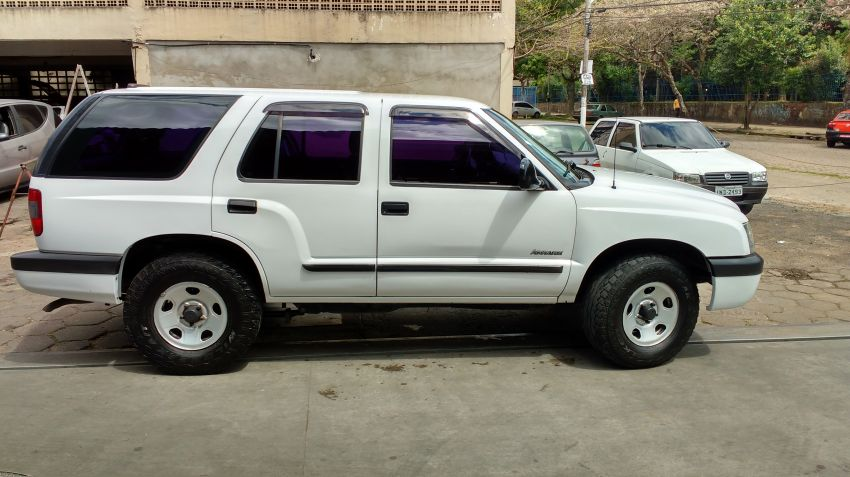 Chevrolet Blazer Advantage 4x2 2.4 (Flex) - Foto #1