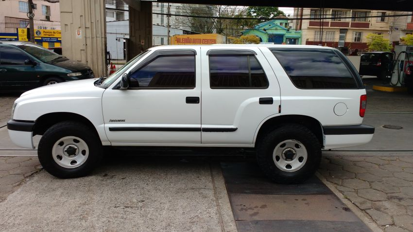 Chevrolet Blazer Advantage 4x2 2.4 (Flex) - Foto #7