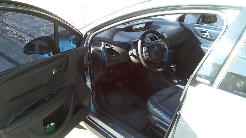 Citroën C4 Exclusive 2.0 (aut) (flex) - Foto #6