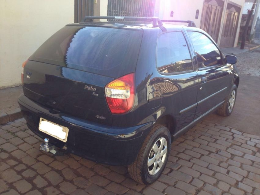Fiat Palio ELX 1.0 (Flex) 2p - Foto #5