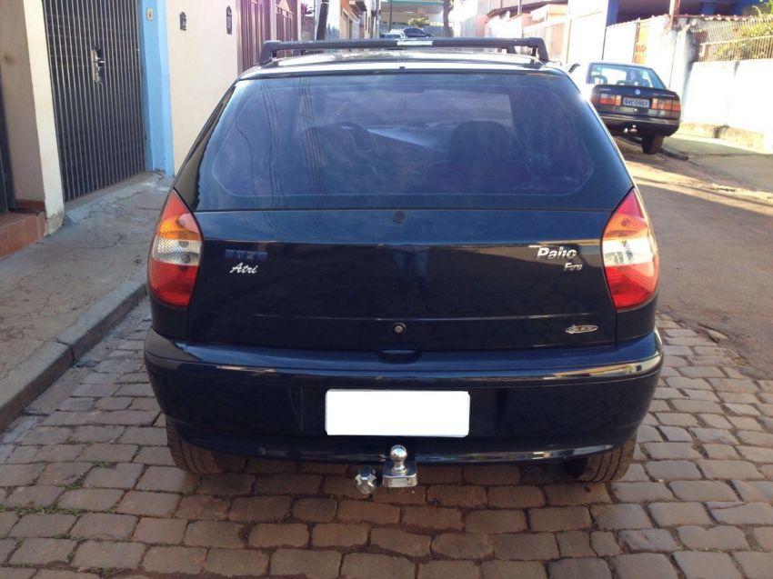 Fiat Palio ELX 1.0 (Flex) 2p - Foto #6