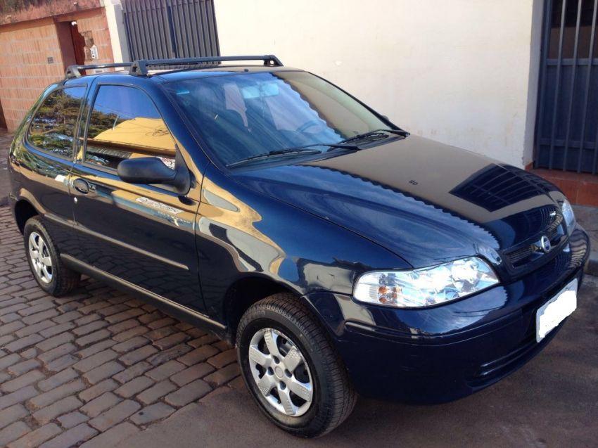 Fiat Palio ELX 1.0 (Flex) 2p - Foto #10
