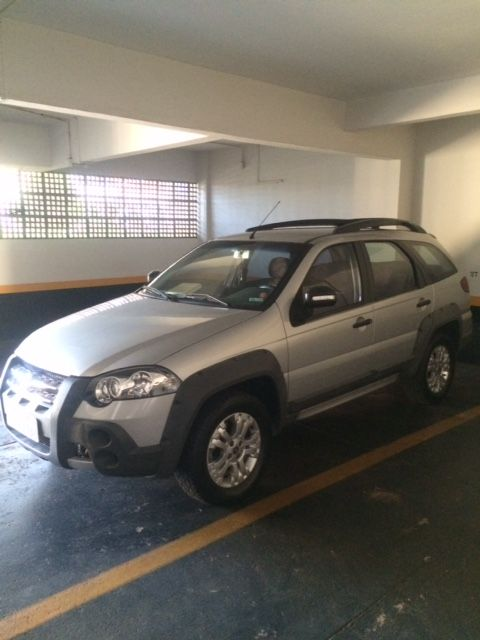 Fiat Palio Weekend Adventure 1.8 16V (Flex) - Foto #5