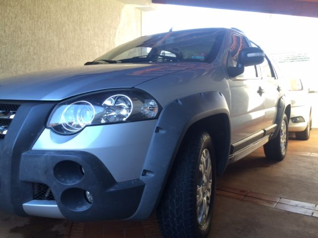 Fiat Palio Weekend Adventure 1.8 16V (Flex) - Foto #7