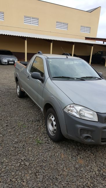 Fiat Strada Working 1.4 (Flex) - Foto #4