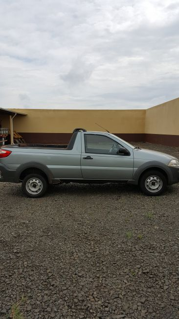 Fiat Strada Working 1.4 (Flex) - Foto #6