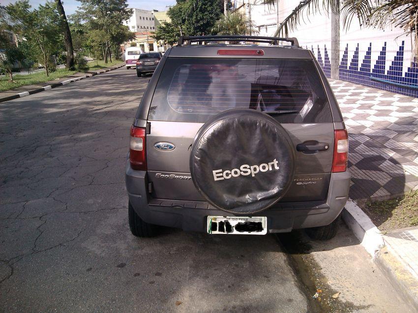 Ford Ecosport XL Supercharger 1.0 8V - Foto #9