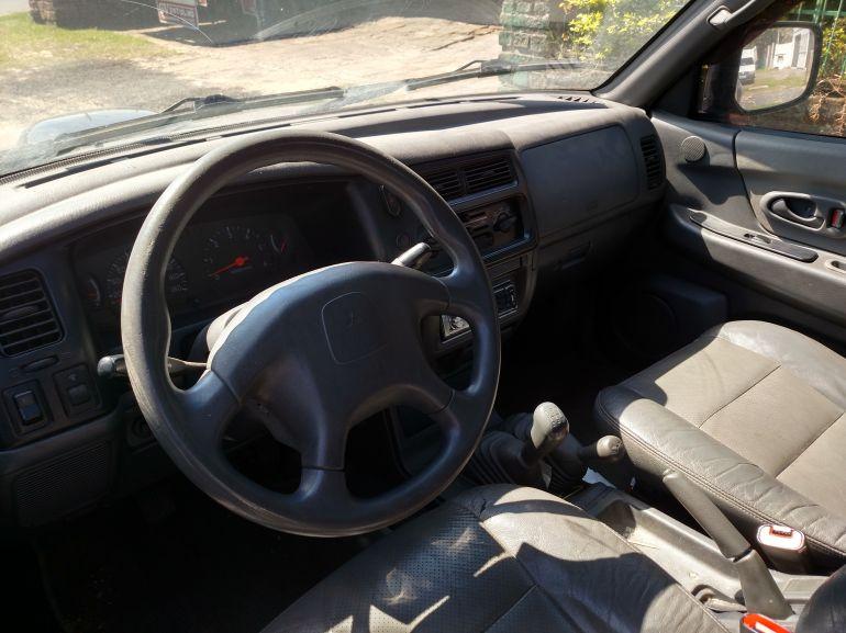 Mitsubishi L 200 Sport 4x4 2.5 Turbo (cab. dupla) - Foto #4