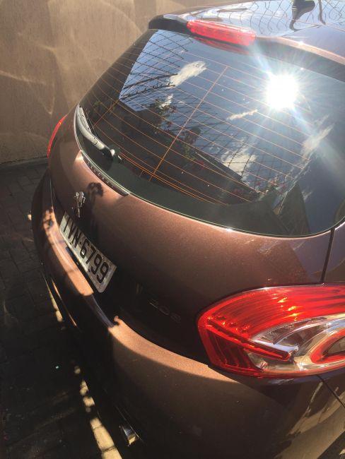 Peugeot 208 1.6 16V Griffe (Flex) (Aut) - Foto #8