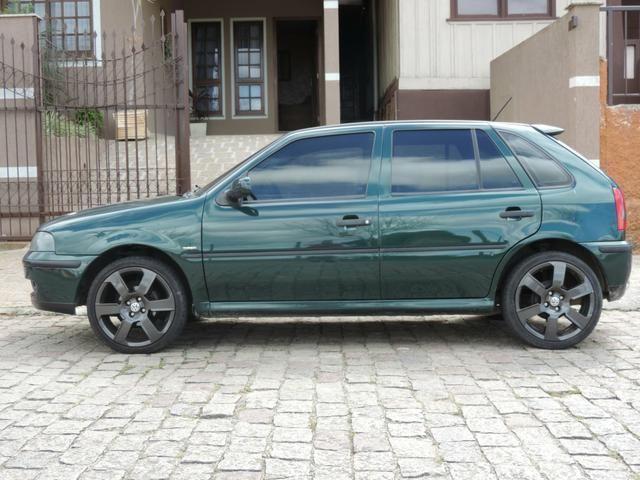 Volkswagen Gol Turbo 1.0 MI 16V - Foto #4