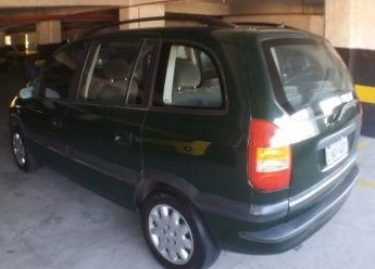 Chevrolet Zafira 2.0 8V - Foto #4