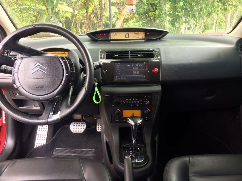 Citroën C4 Exclusive Sport 2.0 16V (Flex) (Aut) - Foto #5
