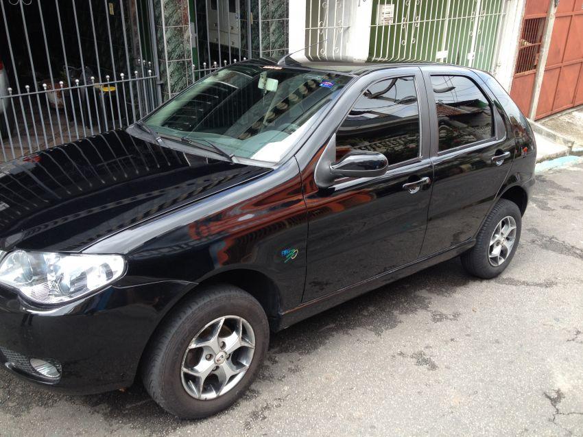 Fiat Palio ELX 1.0 8V (Flex) - Foto #4
