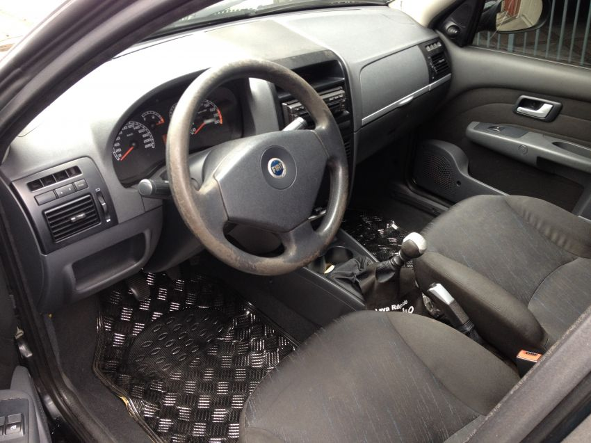 Fiat Palio ELX 1.0 8V (Flex) - Foto #5