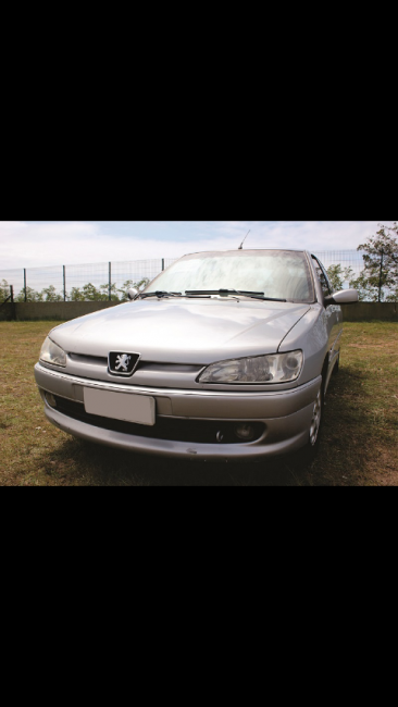 Peugeot 306 Hatch. Rallye 1.8 16V - Foto #3