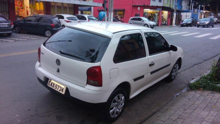Volkswagen Gol Plus 1.0 (G4) (Flex) 2p - Foto #6