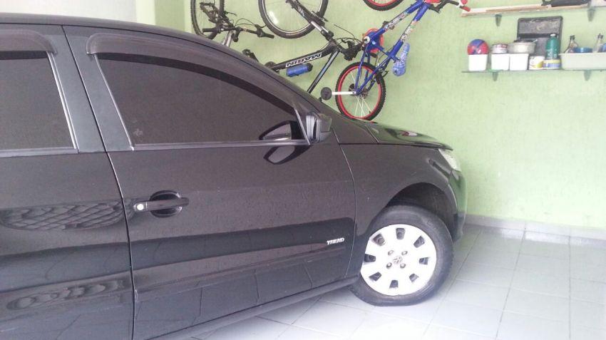 Volkswagen Voyage 1.0 MPI Trendline (Flex) - Foto #5
