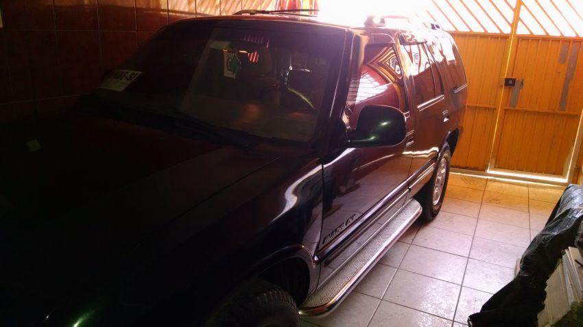Chevrolet Blazer DLX 4x2 4.3 SFi V6 - Foto #3