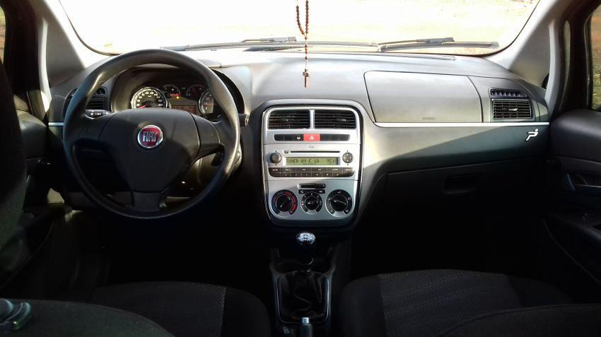 Fiat Punto ELX 1.4 (Flex) - Foto #7
