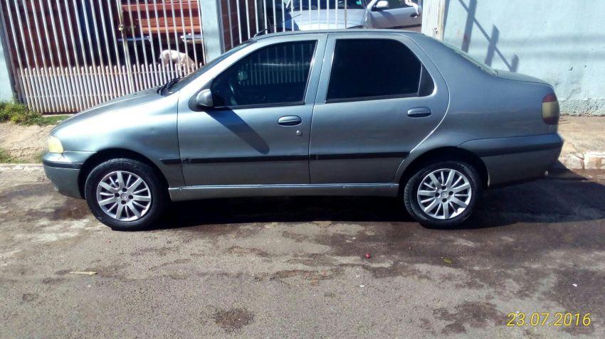 Fiat Siena City 1.6 MPi