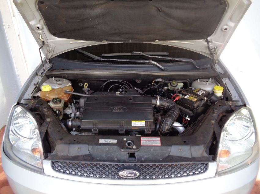 Ford Fiesta Hatch Supercharger 1.0 8V - Foto #6
