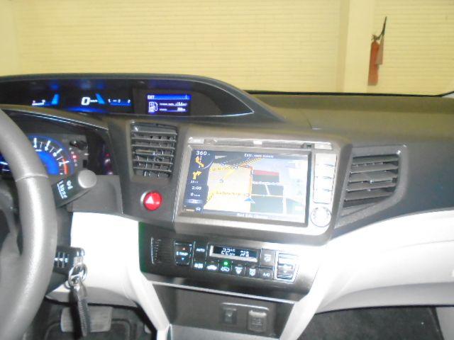 Honda Civic 2.0 i-VTEC LXR (Aut) (Flex) - Foto #6