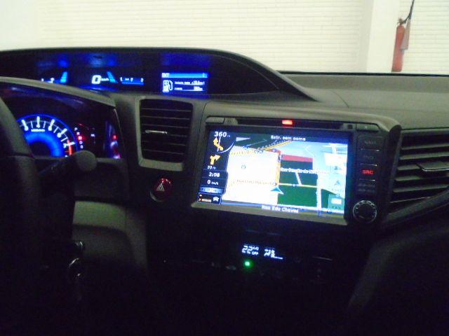 Honda Civic 2.0 i-VTEC LXR (Aut) (Flex) - Foto #8