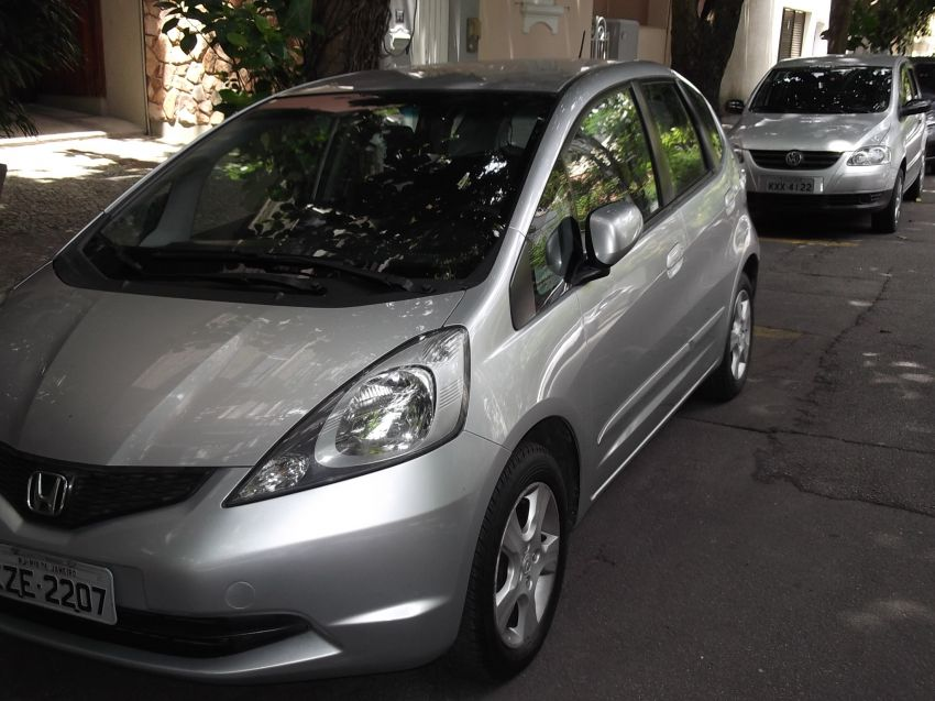 Honda Fit CX 1.4 16v (Flex) - Foto #1
