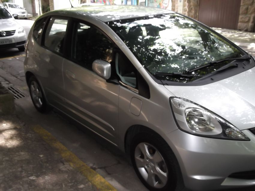 Honda Fit CX 1.4 16v (Flex) - Foto #4