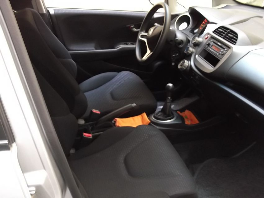 Honda Fit CX 1.4 16v (Flex) - Foto #5