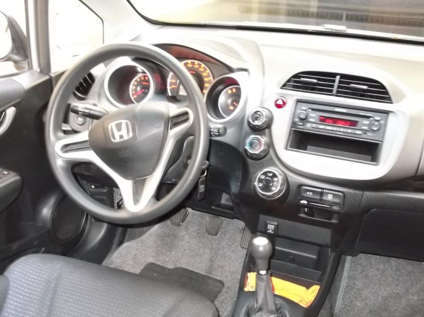 Honda Fit CX 1.4 16v (Flex) - Foto #6