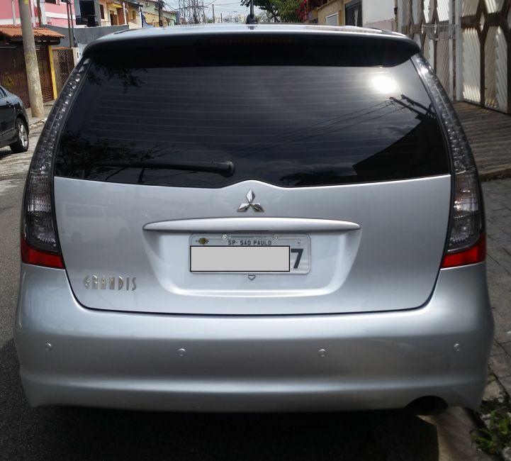 Mitsubishi Grandis 2.4 16V - Foto #4