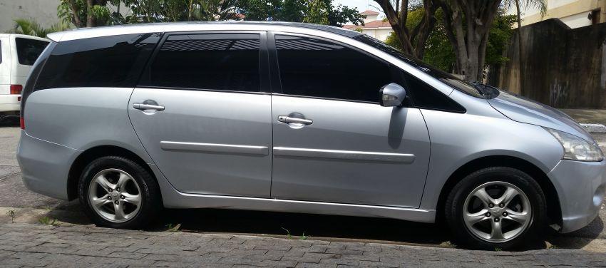 Mitsubishi Grandis 2.4 16V - Foto #5
